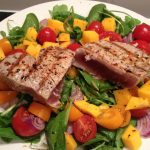 Tuna and Mango Salad