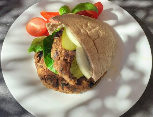 Easy, Tasty Veggie Burgers